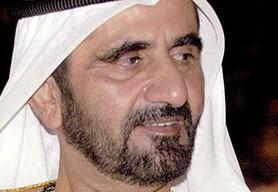 H.H. Sheikh Mohammed Bin Rashid Al Maktoum