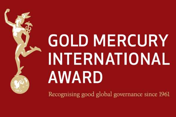 Gold Mercury Awards – Founder's Message